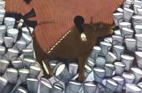 Cow of 1,000 Pails