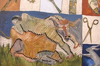Mujer y Toro