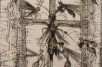 Wasp Crucifixion